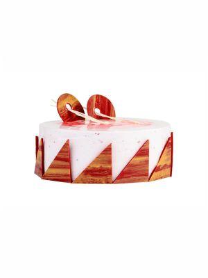 Berry Blask Cake
