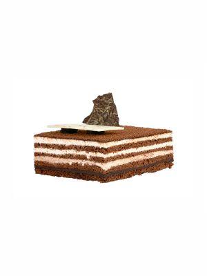 Mocha Tower Cake